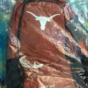 Longhorns backpack